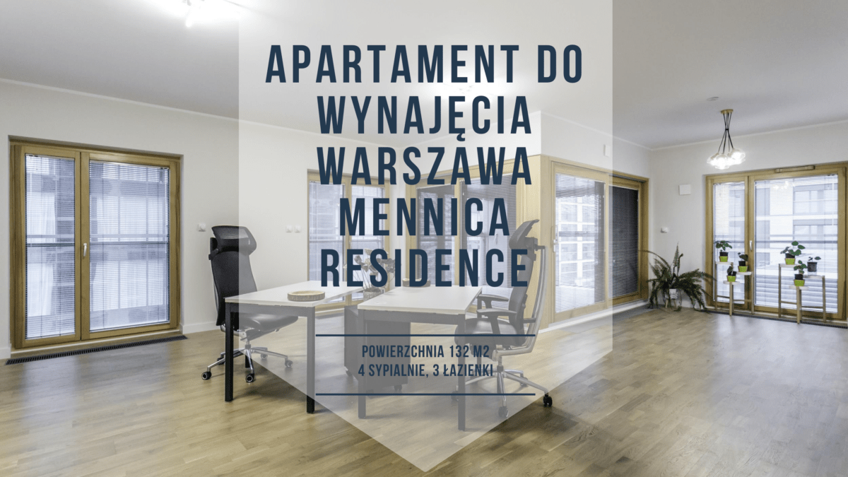Mieszkanie do wynajęcia w Warszawie przy ulicy Grzybowskiej.