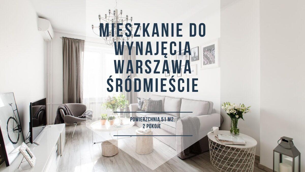 Mieszkanie do wynajęcia Warszawa Śródmieście południowe